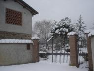 NEVE IN AGRITURISMO
